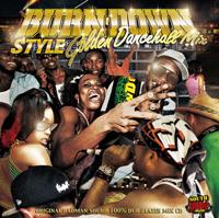 BURN DOWN style Golden Dancehall Mix